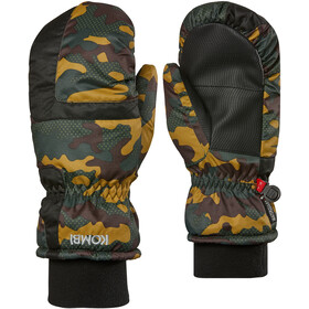 KOMBI Tucker Mitts Barn Green Camo